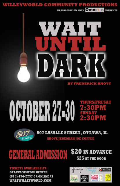 Wait Until Dark Flyer