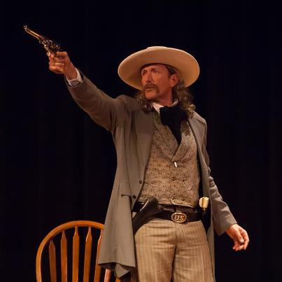 Walt Willey as Wild Bill