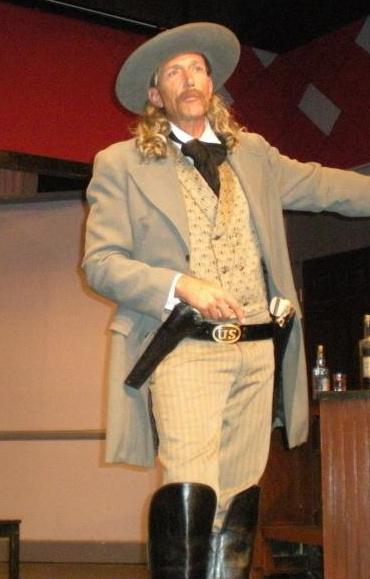 Walt Willey as Wild Bill Hickok 07 at Acme